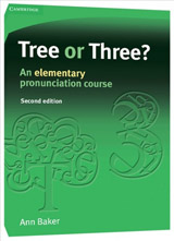 Tree or Three? An Elementary Pronunciation Course (2nd Edition)