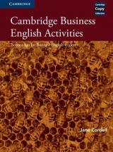 Kniha kop�rovateln�ch aktivit zam��en�ch na obchodn� angli�tinu