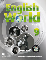 English World 9 Workbook with CD-ROM