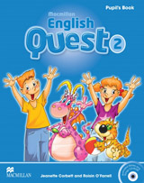 Macmillan English Quest 2 Pupil´s Book Pack