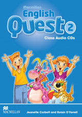 Macmillan English Quest 2 Audio CDs (3)