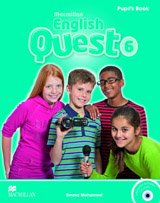 Macmillan English Quest 6 Pupil´s Book Pack
