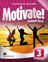 Motivate 3 Student´s Book Pack