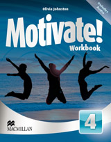 Motivate 4 Workbook Pack
