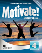 Motivate 4 Student´s Book Pack