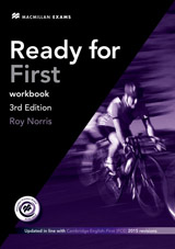 Ready for First (3rd edition) Workbook & Audio CD Pack without Key
