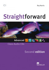 Straightforward 2nd Edition Advanced Class Audio CD (2)