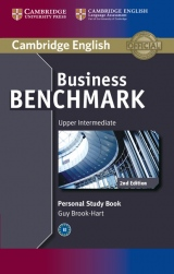 Business Benchmark Upper Intermediate (2nd Edition) BULATS and Business Vantage Personal Study Book