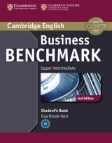 Business Benchmark Upper Intermediate (2nd Edition) Business Vantage Student´s Book