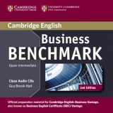 Business Benchmark Upper Intermediate (2nd Edition) Business Vantage Class Audio CDs (2)
