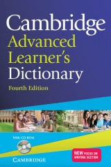 Cambridge Advanced Learner´s Dictionary 4th edition Paperback with CD-ROM