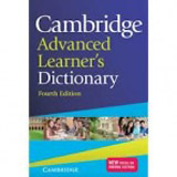 Cambridge Advanced Learner´s Dictionary 4th edition Paperback