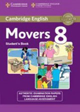 Cambridge Young Learners English Tests, 2nd Ed. Movers 8 Student´s Book