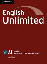 English Unlimited Starter Testmaker CD-ROM & Audio CD