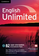 English Unlimited Upper Intermediate Testmaker CD-ROM & Audio CD