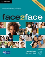 face2face 2nd Edition Intermediate Student´s Book with DVD-ROM