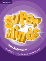 Super Minds 6 Class CDs (3)
