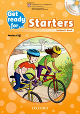 Get Ready for Starters: Student´s Book with Audio CD