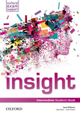Insight Intermediate Student´s Book