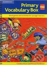 Primary Vocabulary Box