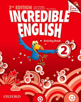 Incredible English 2 (New Edition) Activity Book with Online Practice