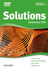 Solutions (2nd Edition) Elementary DVD