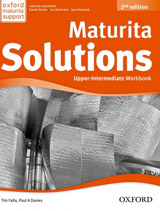 Maturita Solutions (2nd Edition) Upper-Intermediate Workbook CZ