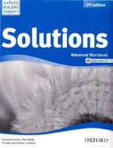 Maturita Solutions (2nd Edition) Advanced Workbook with Workbook CD ( International English Edition)