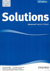 Maturita Solutions (2nd Edition) Advanced Teacher´s Book with CD-ROM Pack