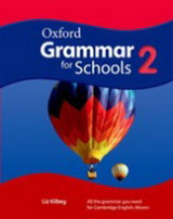 Oxford Grammar for Schools 2 Student´s Book with DVD-ROM