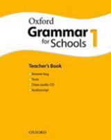 Oxford Grammar for Schools 1 Teacher´s Book with Audio CD