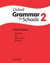 Oxford Grammar for Schools 2 Teacher´s Book with Audio CD