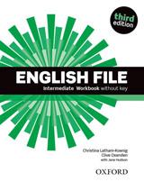 English File Intermediate (3rd Edition) Workbook Without Answer Key