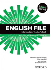 English File Intermediate (3rd Edition) Teacher´s Book with Test and Assessment CD-ROM