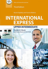 International Express Upper-Intermediate (3rd Edition) Student Book with Pocket Book & DVD-ROM