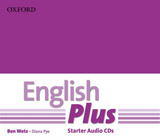 English Plus Starter Audio CDs (3)