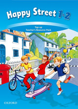 Happy Street 3rd Edition 1 & 2 Top up Teacher´s Resource Pack
