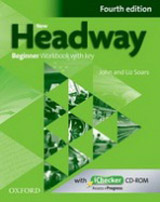 New Headway Beginner (4th Edition) Workbook With Key and iChecker Pack