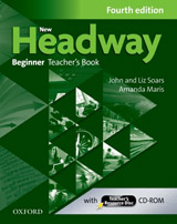 New Headway Beginner (4th Edition) Teacher´s Book and Teacher´s Resource Disc Pack