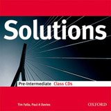 MATURITA SOLUTIONS Pre-Intermediate AUDIO CDs /2/