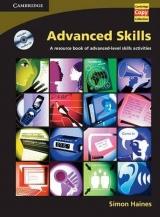 Advanced Skills obsahuje praktick� �innosti na procvi�en� dovednosti �ten�, psan�, poslechu a mluven� na pokro�il� �rovni. Sou��st� knihy je poslechov� CD.