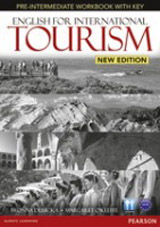 English for International Tourism Pre-Intermediate (New Edition) Workbook with Key & Audio CD