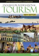 English for International Tourism Upper Intermediate (New Edition) Coursebook with DVD-ROM