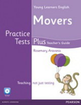 Cambridge Young Learners English Practice Tests Plus Movers Teacher´s Book with Multi-ROM/Audio CD