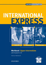 International Express Interactive Upper Intermediate Workbook with Audio CD