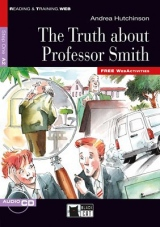 Black Cat THE TRUTH ABOUT PROFESSOR SMITH + CD ( Reading & Training Level 1)