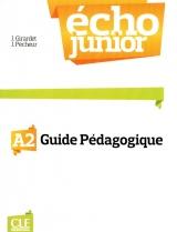Écho Junior A2 Guide pédagogique