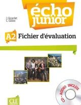 Écho Junior A2 Fichier d´évaluation + CD audio