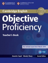 Objective Proficiency (2nd Edition) Teacher´s Book