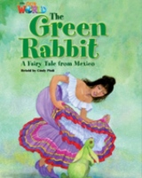 Our World 4 Reader The Green Rabbit